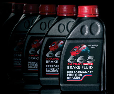 Performance Friction RH665 Brake Fluid