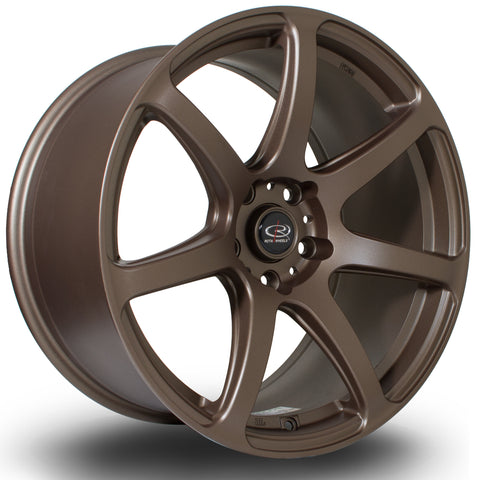 Rota ProR 18x8.5 5x100 ET44 MBronze3 Alloy wheel