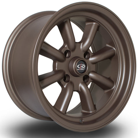 Rota RKR 17x8.5 5x114 ET-10 Steelgrey Alloy wheel