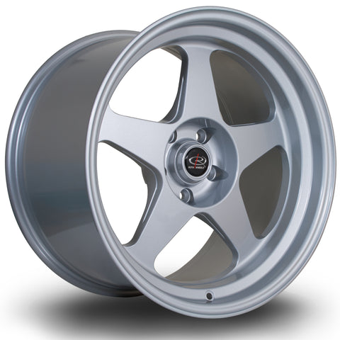Rota Slip 16x7 4x100 ET40 Steelgrey Alloy wheel