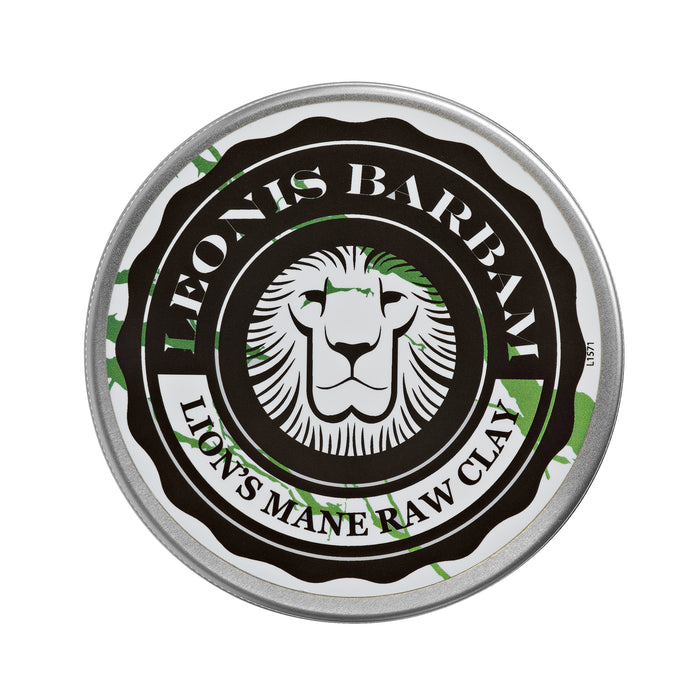 Lion's Mane Raw Clay - 75ml