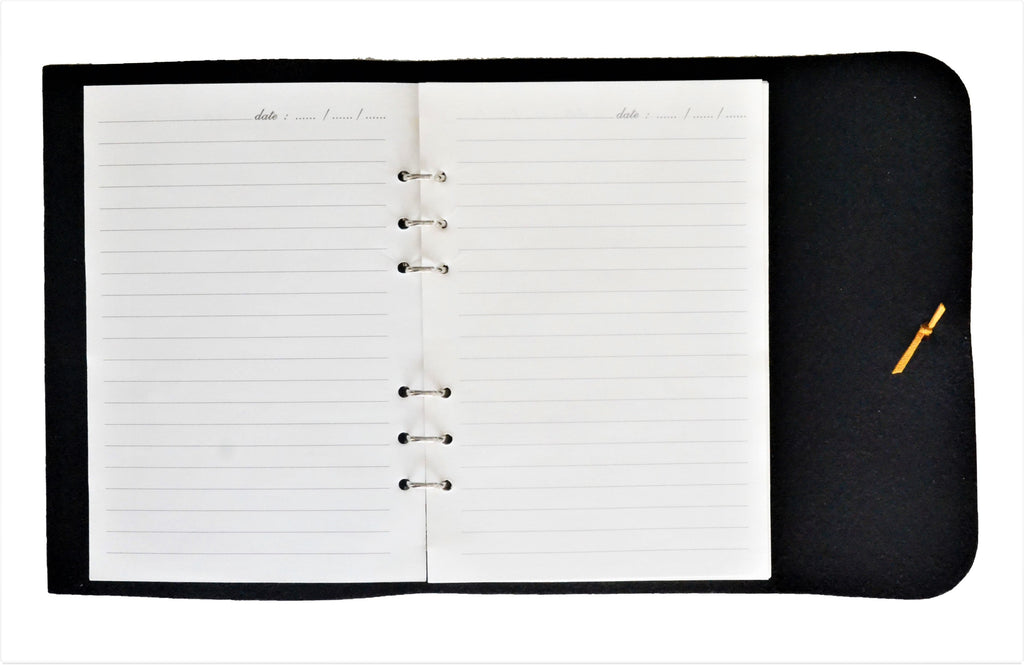 Refill Pages (ONLY) For The Signature Box Diary