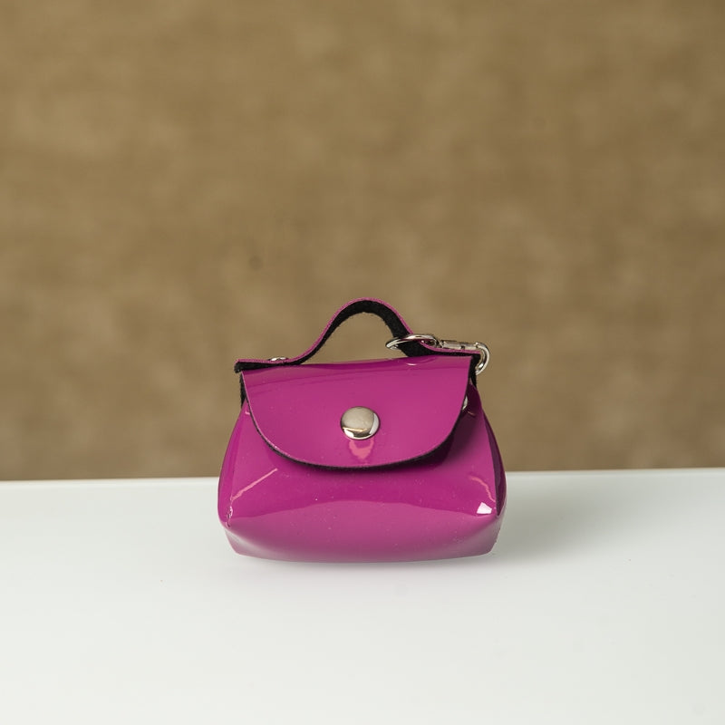 Purple Coin Pouch