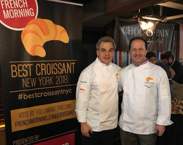 Best croissant New York 2018 Atlan Thierry