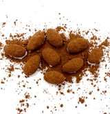 Dark Chocolate Covered Almonds, 4oz - Thierry Atlan - Online Chocolate Shop New York