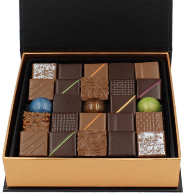 Assorted Chocolate Box, 25 pc - Best Chocolate Box New York- store chocolate online new york