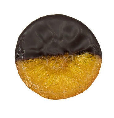 Chocolate Dipped Orange Slices, 5pc