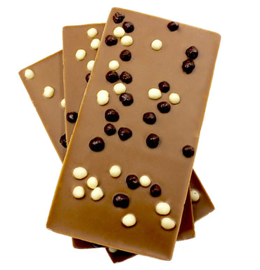 Milk Chocolate Pearl Bars, 5pc - Online store New York Chocolates, Thierry Atlan