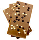 Milk Chocolate Pearl Bars, 5pc - Thierry-ATLAN New Jersey, 07074