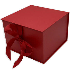 Red Gift Box - Thierry-ATLAN