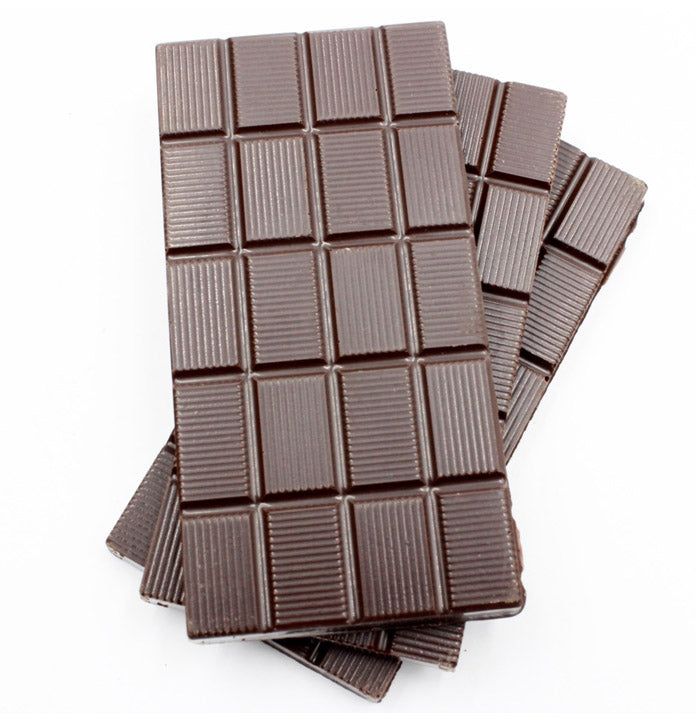 Dark Chocolate Bars, 7pc - Thierry Atlan - online store New York - Chocolate