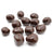 Dark Chocolate Sea Salt Caramels, 4.75oz - Thierry-ATLAN chocolate New Jersey