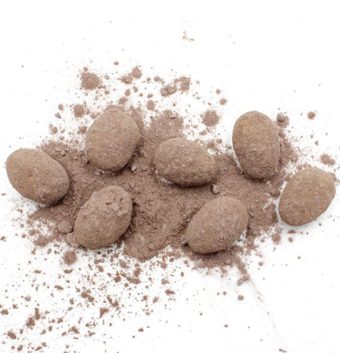Milk Chocolate Covered Almonds, 4oz - Online store New York Chocolates, Thierry Atlan
