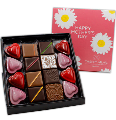 Thierry Atlan - Mother,s day Box of assorted chocolates New York City