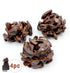 Dark Almond Clusters, 4pc