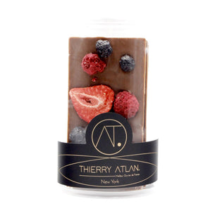 Milk Dried Fruit Bars, 4pc - Thierry-ATLAN