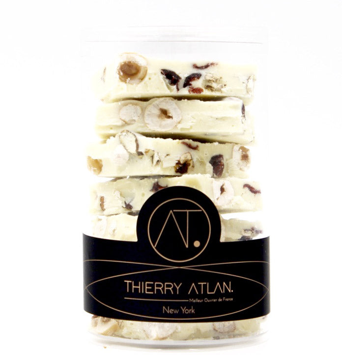 White Chocolate Bark, 8pc - Chocolate Shop Online New York, NY, Thierry Atlan