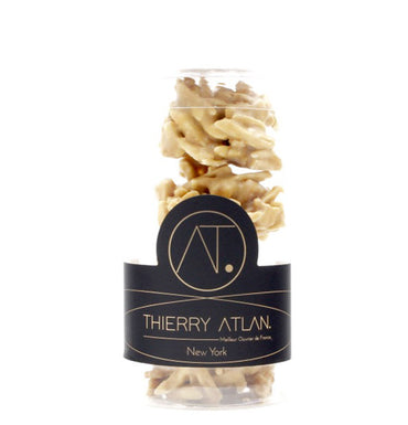 Caramel Almond Clusters, 4pc  - Thierry Atlan - Online Chocolate Shop