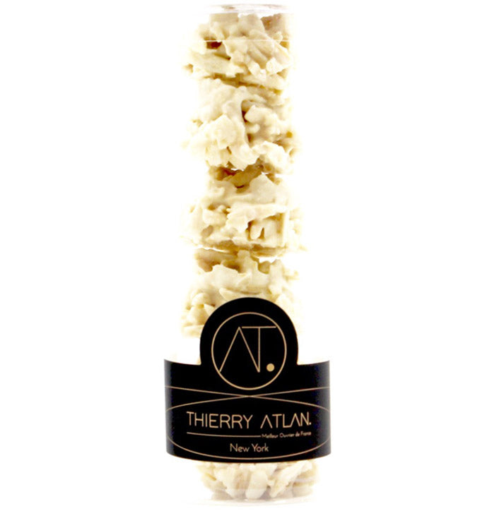 Coconut Almond Clusters, 6pc - Thierry Atlan - Online Chocolate Shop New York