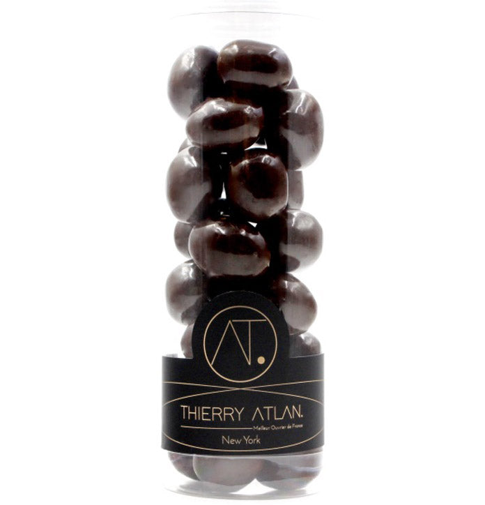 Dark Chocolate Sea Salt Caramels, 6.5oz - Thierry Atlan - Online Chocolate Shop New York