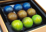 Assorted Caramel Domes, 9pc -  The Best Caramel Domes  New-York - online store chocolate new-york