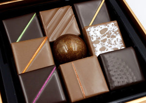 Assorted Chocolate Box, 9pc - Thierry-ATLAN New York