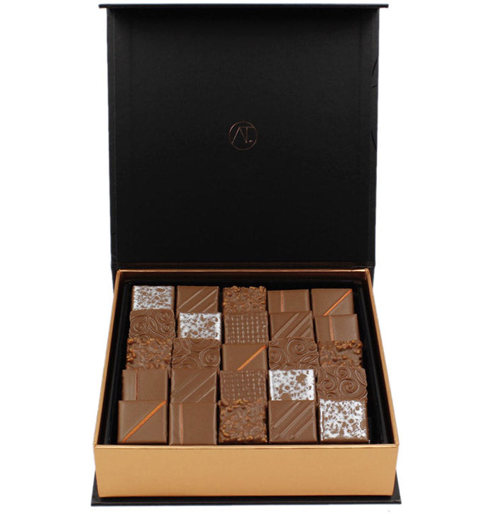 Milk Chocolate - The best Milk Chocolates New York - Chocolate Shop Online New York, NY, Thierry Atlan