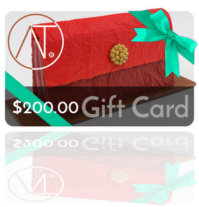 Gift card $200.00 - Thierry-ATLAN