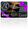 Gift card $25.00 chocolate macaron New York, thierry atlan