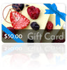 Gift card $50.00 chocolate macaron New York, thierry atlan