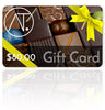 Gift card $80.00 chocolate macaron New York, thierry atlan