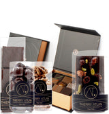 Box7 - Assorted Chocolate Box, 9pc + Chocolate Covered Marshmallows, 3pc + store chocolate online new york city
