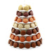 Macarons Tower, 77pc