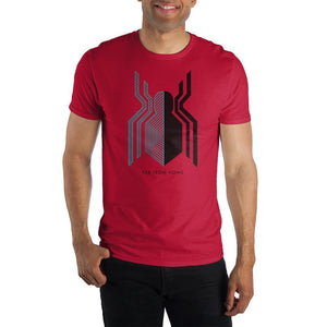 Marvel Spider-Man: Far From Home Spider Symbol Short-Sleeve T-Shirt