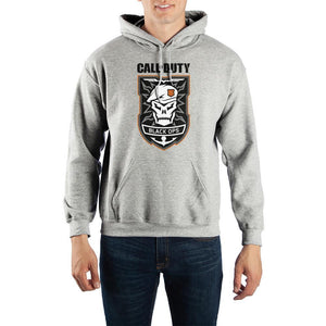 Call of Duty: Black Ops 4 Skull Pullover Hooded Sweatshirt