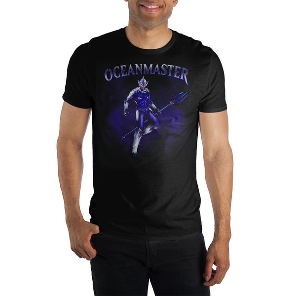 Aquaman Ocean Master Shirt DC Comics TShirt Aquaman Apparel Aquaman Shirt