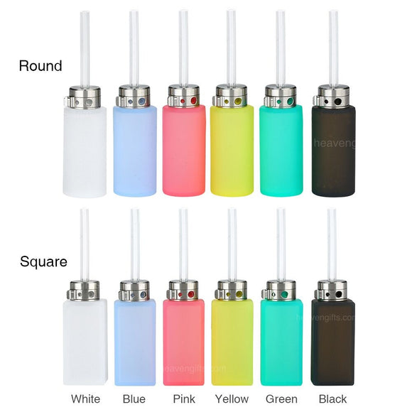 Arctic Dolphin Silicone Squonk Bottle