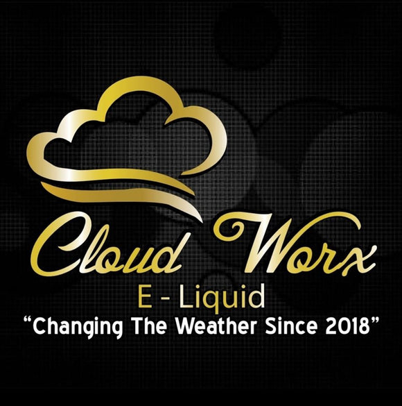 Cloud Worx E - Liquid Vape Juice E-juice