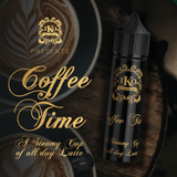 TKO Coffee Time Vape Juice E-Juice E-Liquid