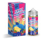 Fruit Monster BLUEBERRY RASPBERRY LEMON Vape Juice E-Juice E-Liquid