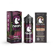 Neon Bacon Wick Cotton Vape Juice E-Juice E-Liquid