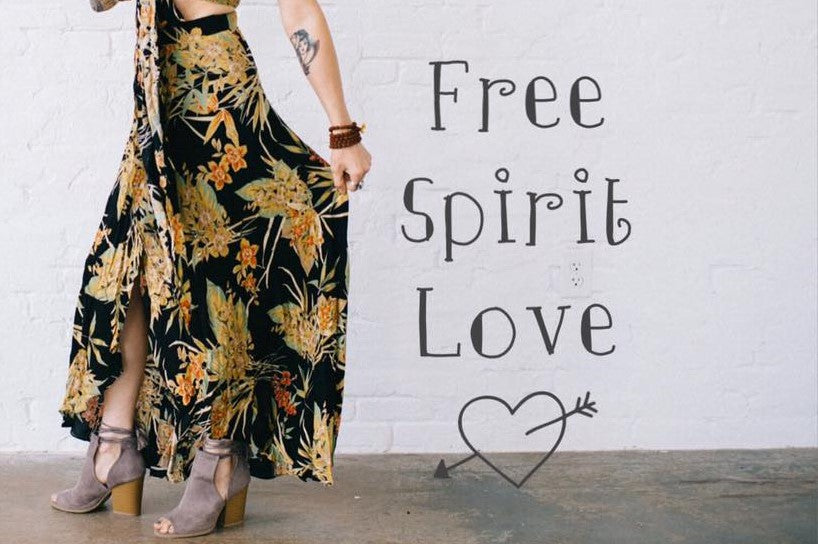 Free Spirit Love Shop