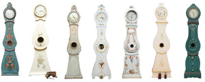 Selection of Mora clocks