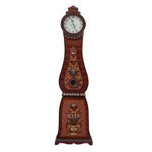 1982 Brown Mora Clock