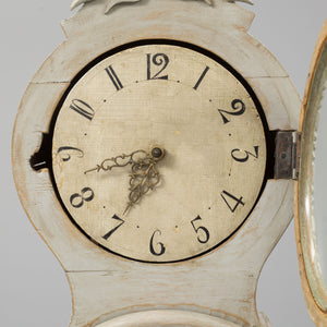 mora clock face with aged details