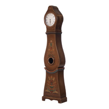 Side of a Mora Clock