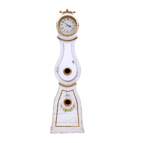 Mora Clock with crown
