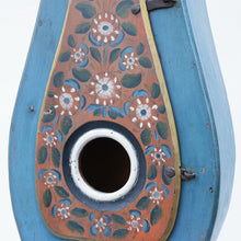 Mora Clock - blue paint - body