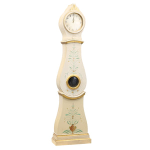 1814 Swedish Mora Clock  - side
