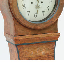 Mora Clock in original paint - face